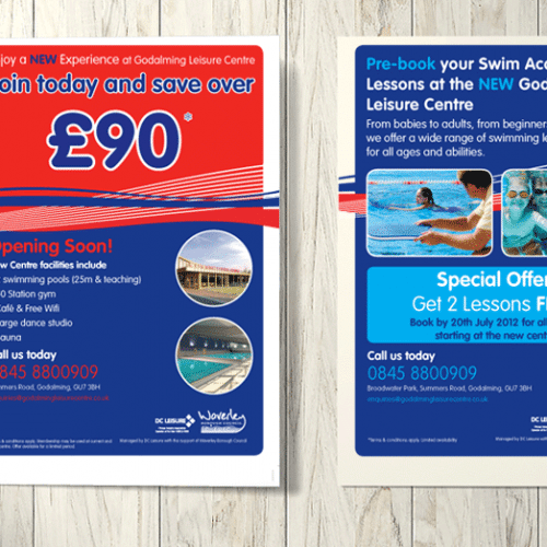 DCL leaflet - Design Example