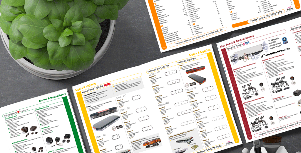 Autopart Catalogue - Design Example